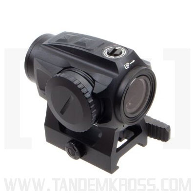 Crimson Trace CTS-1000 COMPACT TACTICAL RED DOT SIGHT [2.0 MOA]