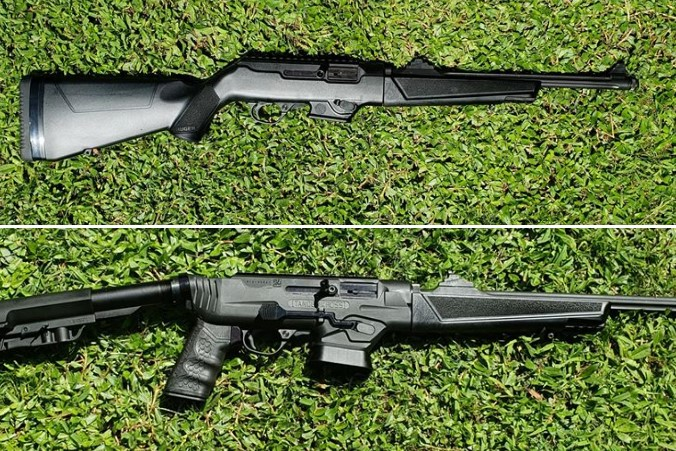"""UPRISER"" Chassis for Ruger® PC Carbine™ Guest Review"