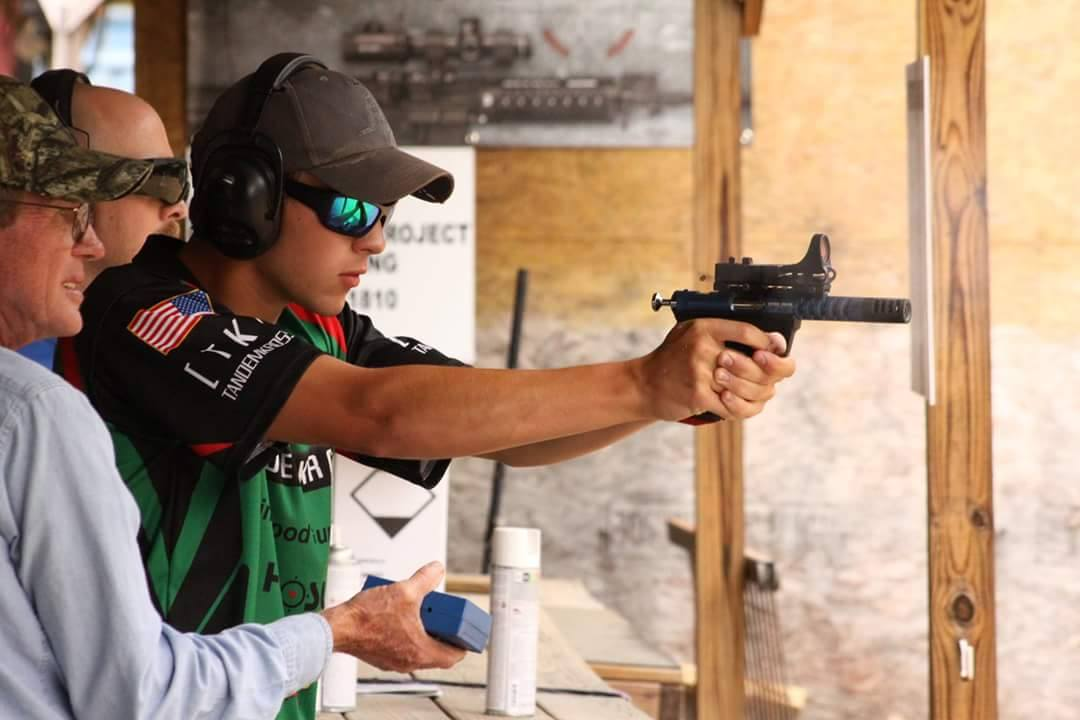 Why Get Involved in Competitive Shooting Sports