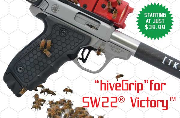 TANDEMKROSS Launches Innovative SW22® Victory™ Grips for Shooting Sports