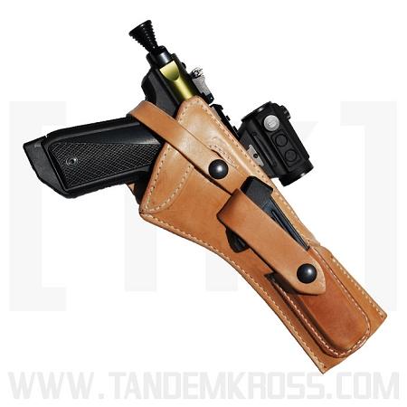 Gt ruger mark iii gt c o w s mk i ii iii pro shooter scope holster