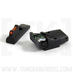 Williams Fire Sights - 633505 - Ruger® MKIII™ 22/45™ LITE, Ruger® MKIV™ 22/45™ LITE