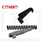 Extractor, Extractor Spring and Plunger for Smith & Wesson® M&P® 15-22 - April Combo
