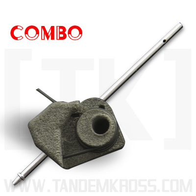"""""""GearBox"""" and Eliminator Recoil Guide Rod for Browning Buck Mark - April Combo thumbnail"""