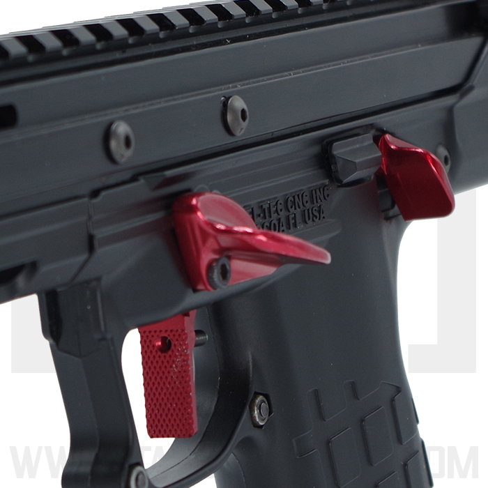 Accelerator Thumb Ledge For The Keltec Cp33 And Pmr 30