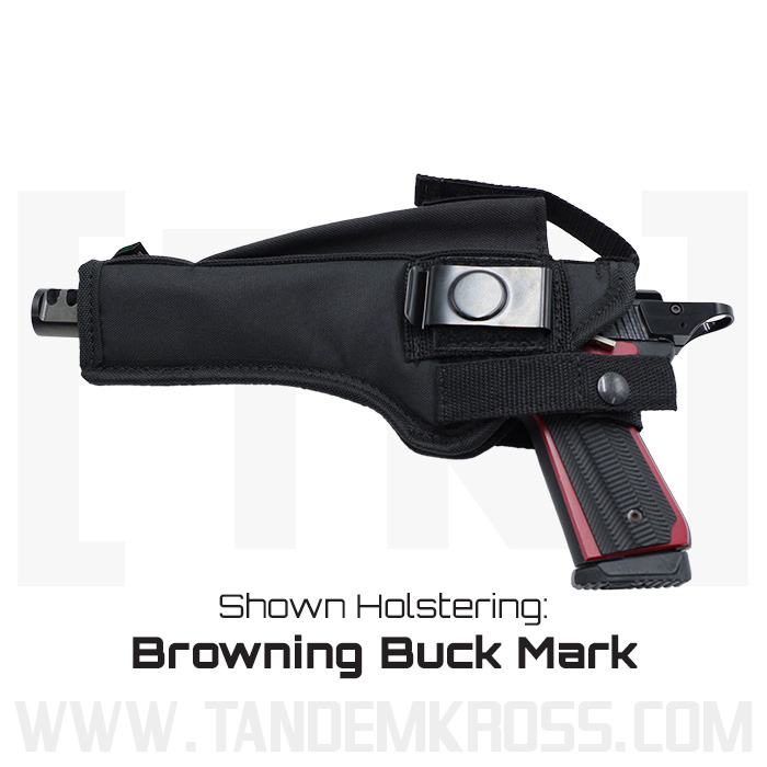 """SideSwitch"" Nylon Holster for the Browning Buck Mark thumbnail"