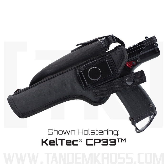 """SideSwitch"" Nylon Holster for the KelTec(TM) CP33 and PMR30 thumbnail"