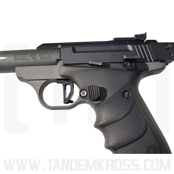 """Titan"" Extended Magazine Release for Browning Buck Mark thumbnail"