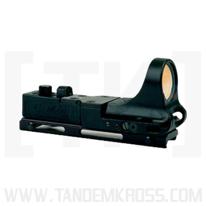C-MORE Systems Railway Polymer Red Dot Sight – Model No. RWB-6
