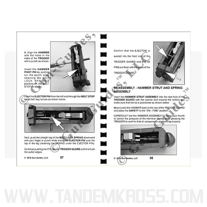 Ruger 1022 Gun Guide Tandemkross