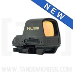 HOLOSUN HS510C Solar-Powered Open Reflex Circle Dot Sight