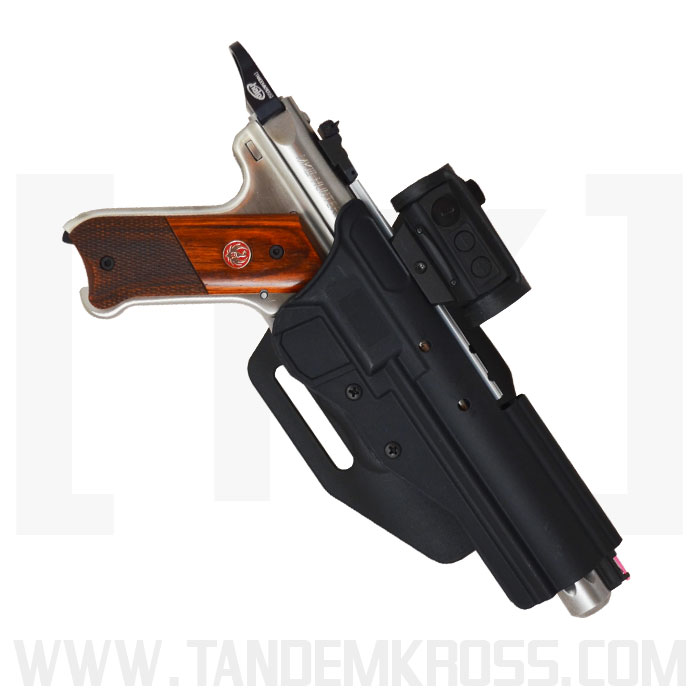 Tactical Solutions LOW RIDE Mark MKI MKII MKIII 22//45 Holster Black Dog HMK-01