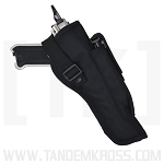 Nylon Holster for the SW22 Victory, Ruger MK Series and Browning Buck Marks