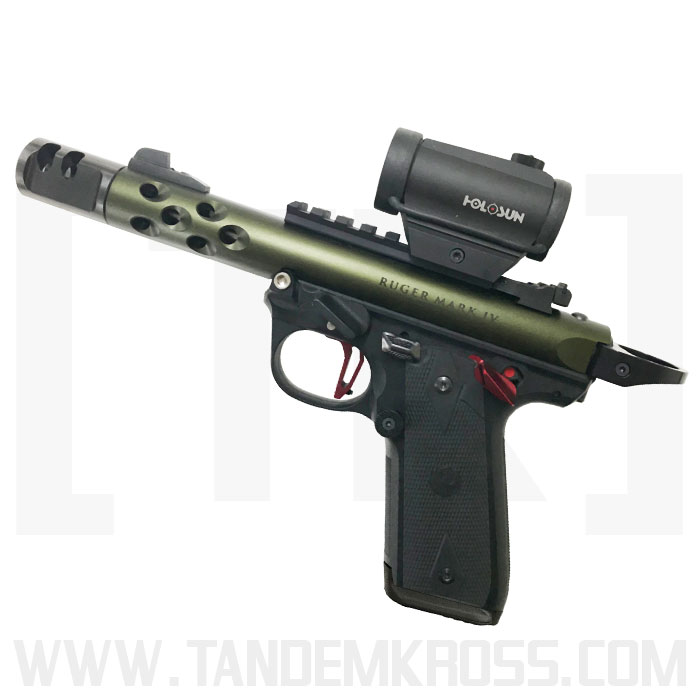 ruger mkiv 22 45 safety ledge tandemkross