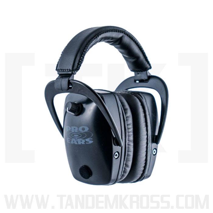 PRO EARS(R) Pro Tac Slim Gold Electronic Ear Protection