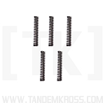 Rebound Springs for Ruger® MK Series (5-PACK)