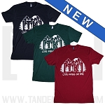 TANDEMKROSS Live Free or Die T-Shirts