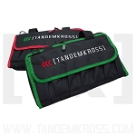 TANDEMKROSS TandemKase Pistol Bag by Rim/Edge - Red