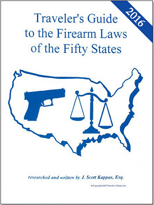 Travelers Guide to the Firearm Laws of the Fifty States