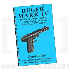 Gun-Guide® for Ruger® MKIV™