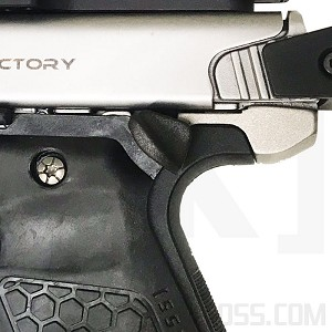 """Cornerstone"" Safety Thumb Ledge for S&W® SW22 VICTORY®"