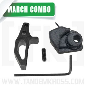 "Buck Mark ""GearBox"" and ""Victory"" Trigger MARCH Combo"