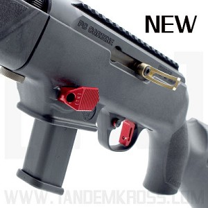 """Titan"" Extended Magazine Release for Ruger® PC Carbine™"