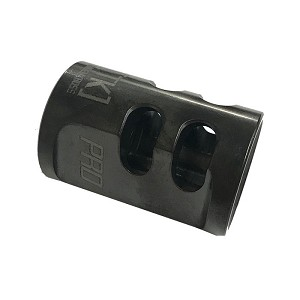 """Game Changer PRO"" .22lr Compensator for Ruger® MK, SW22® Victory™, Browning Buck Mark & more"