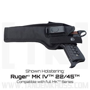 """Side Switch"" Nylon Holster for the  Ruger® MK Series"