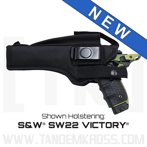 """SideSwitch"" Nylon Holster for the SW22® Victory™"