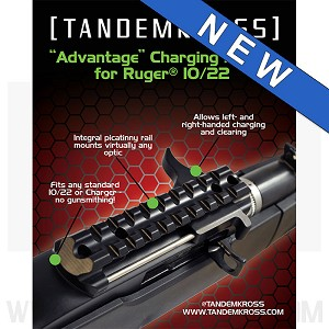 "16""x20"" Poster - ""Advantage"" 10/22 Charging Handle"