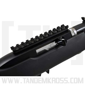 Standard Scope Base for the Ruger® 10/22® by Tactical Solutions - Black
