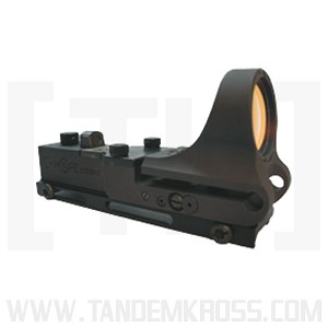 C-MORE Systems Railway Aluminum Red Dot Sight - Model No. ARWS