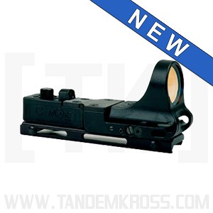 C-MORE Systems Railway Polymer Red Dot Sight - Model No. RWB-6