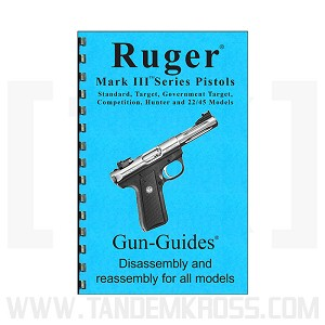 Gun-Guide® for Ruger® MKIII Series