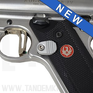 """Titan"" Extended Magazine Release for Ruger® MKIV"