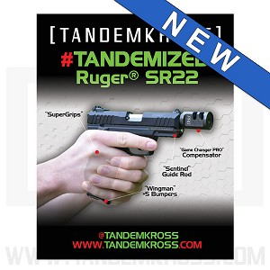 "16""x20"" Poster - Ruger® SR22®  Accessories"