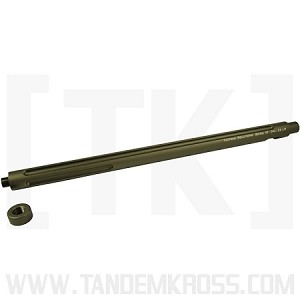 X-RING Threaded Fluted Barrel for Ruger 10/22 by Tactical Solutions