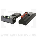 Williams Fire Sight Set for Ruger MKII and MKIII - Eagle Logo - 71054